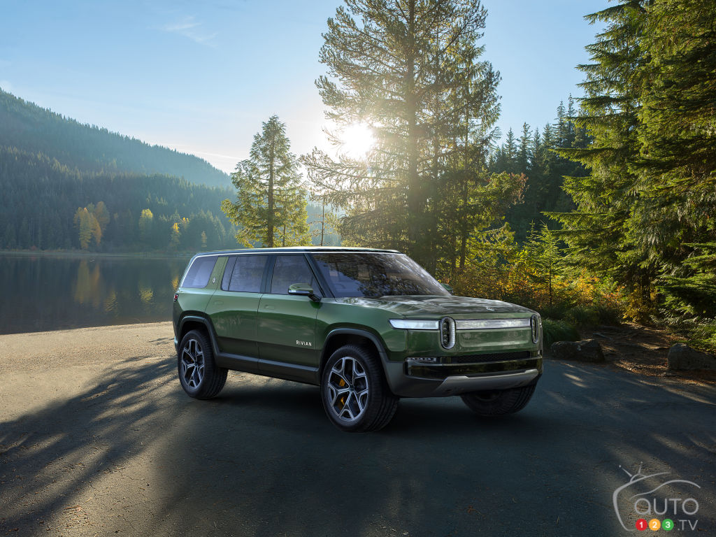 GM and Amazon Looking to Invest in EV Maker Rivian?