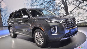 Toronto 2019: Canadian Debut of the 2020 Hyundai Palisade