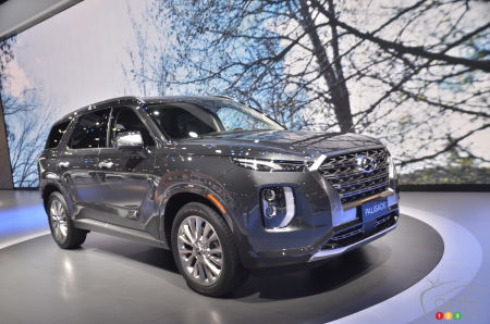 Toronto 2019 Canadian Debut Of The 2020 Hyundai Palisade Car News