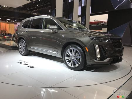 Cadillac Xt6 Night Vision - Cadillac Cars Review Release ...