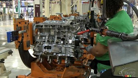 FCA: Already 10 Million Pentastar Engines Built