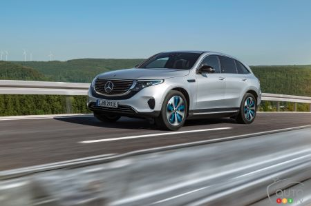 Mercedes Benz Eqc All Sold Out Until 2021 Car News Auto123