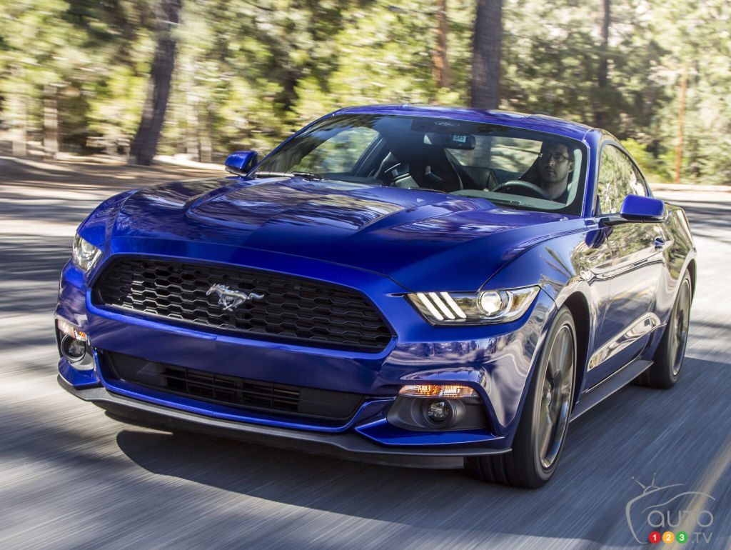 Ford Mustang EcoBoost Fastback Coupe