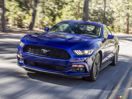 A Third Engine for the Mustang in 2020?