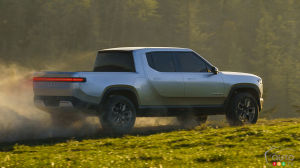 Amazon to Invest $700 Million in Rivian
