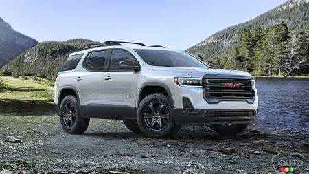 GMC Presents a Revised Acadia for 2020