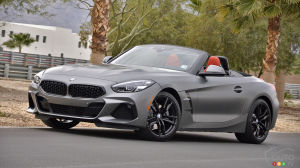 BMW Z4 sDrive 30i 2019