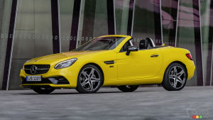 2020 Mercedes-Benz SLC Final Edition