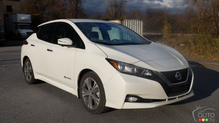 Nissan's LEAF is Still the World's Best-Selling EV, But Guess Who's Second?