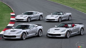 Around 9,000 Chevrolet Corvettes Sitting in US Dealers' Inventories