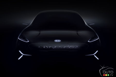 Kia to Show a Performance EV Concept at Geneva Show