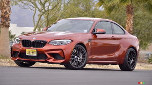 2019 BMW M2 Competition First Drive: Honour is Saved
