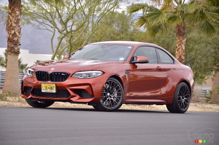 2019 Bmw M2 Competition First Drive Car Reviews Auto123