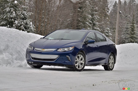 Chevrolet Volt Production at an End, But Impala and CT6 Get Reprieve
