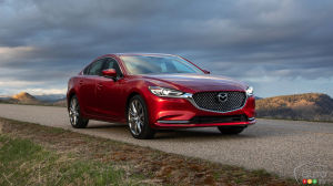2018 Mazda6 Signature Review: Mysteriously neglected