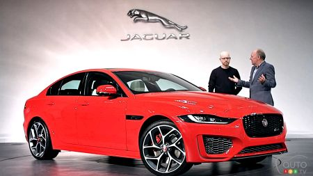 Jaguar Reveals 2020 Jaguar XE in Photos and… Drawings