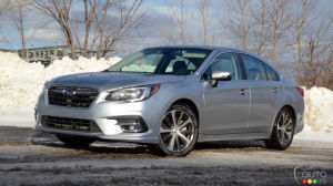 2019 Subaru Legacy 3 6r Review End Of An Epoch