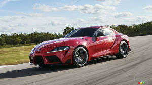 At Last, Canadian Pricing for the 2020 Toyota Supra