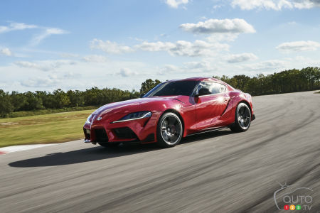 Toyota Canada Finally Reveals Pricing For 2020 Supra Car News