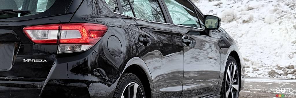 Subaru Recalling 2.26M Vehicles Over Brake Light Switch Issue