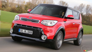 Kia Recalling Around 534,000 Vehicles Over Fire Risk