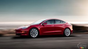 Tesla Finally Makes Available the $35,000 Model 3