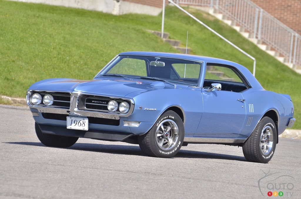 Road Test of the 1968 Pontiac Firebird: Pocket Rocket!