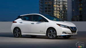 LEAF, Hondas Head AJAC's List of Finalists for Green Car of the Year