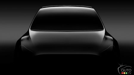 Tesla Will Reveal Model Y SUV Next Week