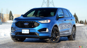 Review of the 2019 Ford Edge ST, the biggest ST on Earth… for Now!