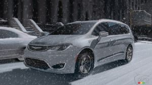 FCA Likely Planning All-Wheel-Drive Chrysler Pacifica