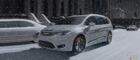 Fca Likely Planning All Wheel Drive Chrysler Pacifica