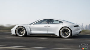 Porsche Taycan to go into Production in September