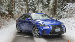 2019 Lexus IS 350 F Sport Review: Looks fast, but is it?