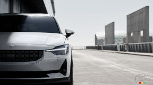 Next Model from Volvo's Polestar will be a Coupe-Style SUV