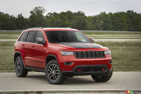 Jeep Working on Another New SUV, Smaller than Wagoneer