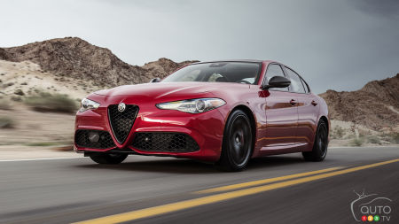 FCA Issues Recall of 60,000 Alfa Romeos over Cruise Control's… Lack of Control