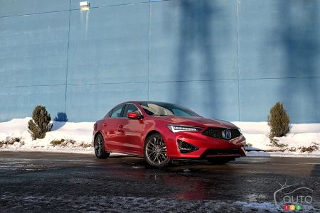 2019 Acura ILX Review: Falling Stylishly Between Two Stools