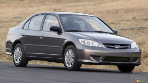 Honda Set to Recall 1M Vehicles for 2nd time over Takata Airbags
