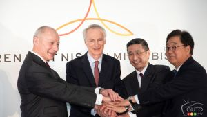 Renault, Nissan, Mitsubishi CEOs Forming New Board to Run Alliance