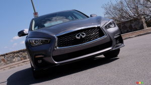 INFINITI se retire des marchés de l'Europe occidentale