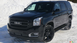 2019 GMC Yukon SLT Graphite Edition