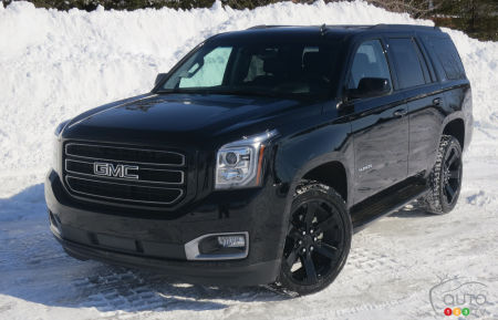 2019 GMC Yukon SLT Graphite Edition Review: Big, Bold and Brawny