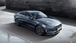2020 Hyundai Sonata to Ride on New Platform