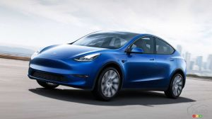2021 Model Y: Tesla Unveils its Affordable Crossover EV, Set to Debut in Fall 2020
