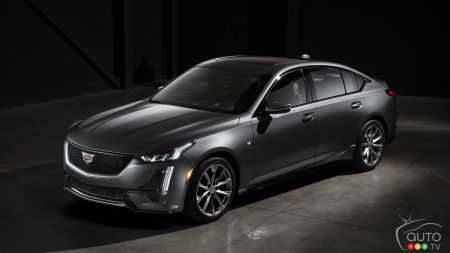 Cadillac Reveals New 2020 CT5 Ahead of Big Premiere at NY Auto Show