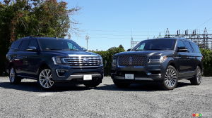 Ford hausse la production de son Expedition et du Lincoln Navigator