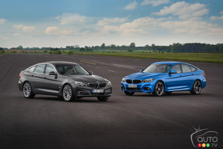 BMW Won't Renew its 3 Series Gran Turismo