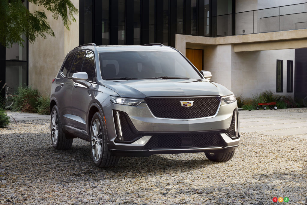 2020 Cadillac XT6 Pricing Announced for Canada