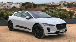 AJAC Gives Nod to Jaguar I-PACE as Green Utility of the Year for 2019